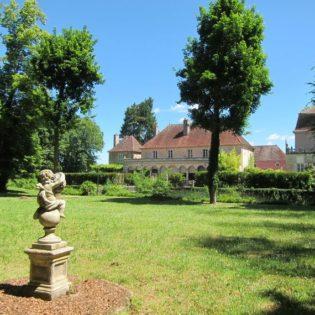 gites du Château de Quincey