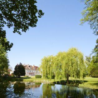 parc du Château de Quincey-01