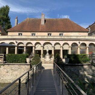 L'Orangerie du Château de Quincey