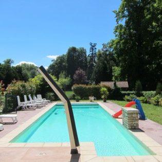 piscine du Château de Quincey